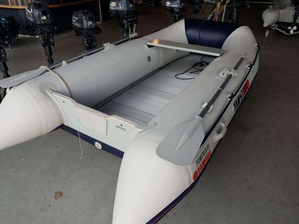 Yam 310 S Met Aluminium Bodem
