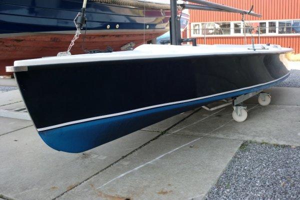 Poly Valk, Open zeilboot Poly Valk te koop bij MD Jachtbemiddeling