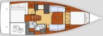 Beneteau Oceanis 38.1 - Shared Ownership