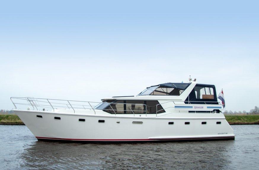 Tjonger - Aquacraft 1400