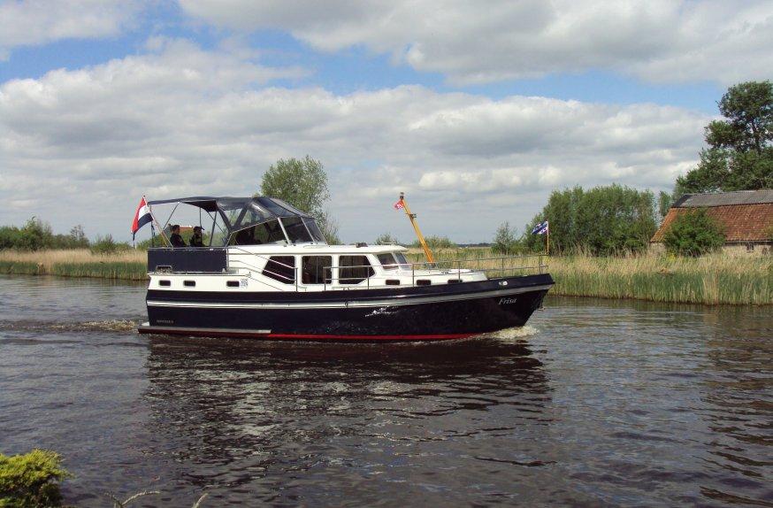 Frisa - Privateer Kotterjacht 34 10.5