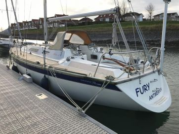 Westerly STORM 33, Zeiljacht for sale by Escape Yachting