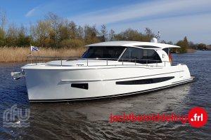 Boarncruiser 1280 Elegance - Sedan - Long Top, Motorjacht  - RFU Jachtspecialist