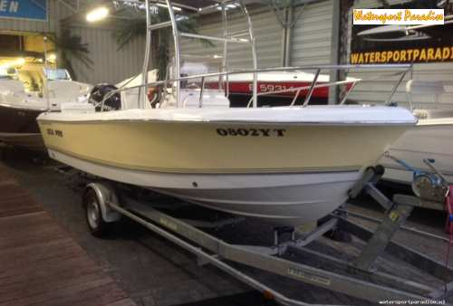 , Open motorboot en roeiboot  for sale by Watersport Paradise