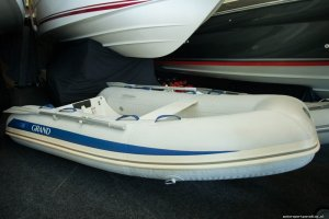 Grand 300 Rubberboot, RIB en opblaasboot  for sale by Watersport Paradise