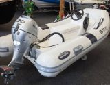 North Star 335T Rib + motor + trailer, Slæbejolle North Star 335T Rib + motor + trailer til salg af  Watersport Paradise