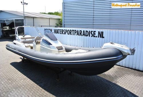 , RIB en opblaasboot  for sale by Watersport Paradise