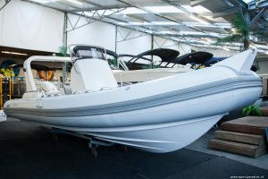 Belua RIB 680, RIB en opblaasboot  for sale by Watersport Paradise