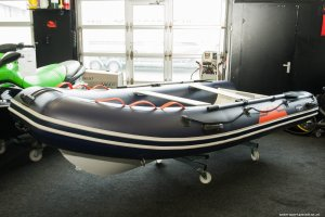 Comax 360 RIB ALU, RIB en opblaasboot  for sale by Watersport Paradise