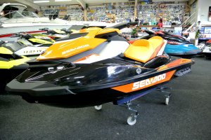 Sea Doo GTI 130 SE, Jetskis en waterscooters  for sale by Watersport Paradise