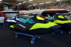 Sea Doo Spark 2-up 900 HO IBR, Jetskis en waterscooters  for sale by Watersport Paradise