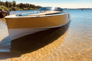 Frauscher 909 Benaco, Motorjacht  for sale by Watersport Paradise