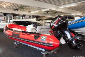 Zodiac Pro 7, Motorjacht  for sale by Watersport Paradise