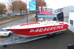 Mercan 32 Parasailing (16pers) NEW, Speed- en sportboten  for sale by Watersport Paradise