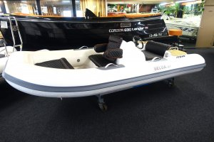 Belua JET-400, RIB en opblaasboot  for sale by Watersport Paradise