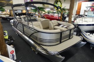 Sylvan S-3CRS Pontoonboot, Multihull motorboot  for sale by Watersport Paradise