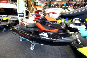 Sea Doo RXT X-rs 260 AS, Jetskis en waterscooters  for sale by Watersport Paradise