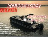 Pontoon Testday 30 MEI (hemelvaart), Multihull motor boat Pontoon Testday 30 MEI (hemelvaart) for sale by Watersport Paradise