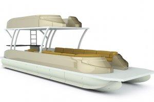 Funcruiser Pontoon, Multihull motorboot  for sale by Watersport Paradise
