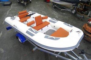 Belua JET-388, RIB en opblaasboot  for sale by Watersport Paradise