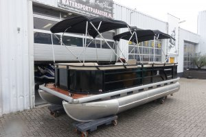 Trident Sunner 580 Pontoonboot, Multihull motorboot  for sale by Watersport Paradise