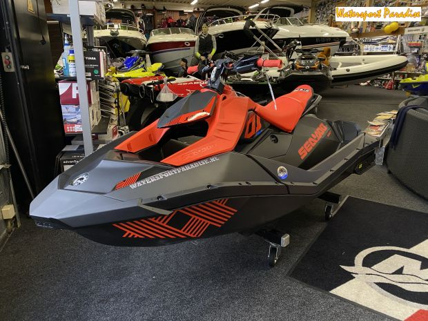 Sea Doo Spark 2-up Trixx 2021 boat for sale, sold