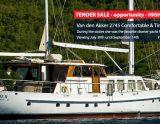 TENDER SALE | Van Den Akker 2745, Sejl Yacht TENDER SALE | Van Den Akker 2745 til salg af  Van der Vliet Dutch Quality Yachts