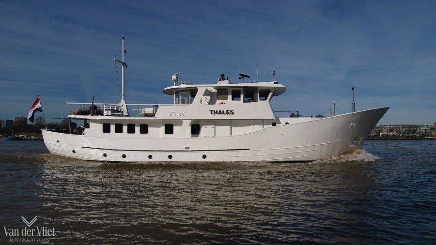 metz roode charter trawler custom built